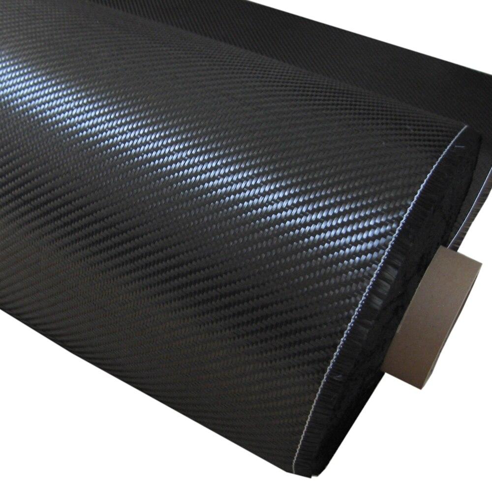 """40 """"x 40"""" 3 k 200gsm/240gsm fibra de carbono tecido"""