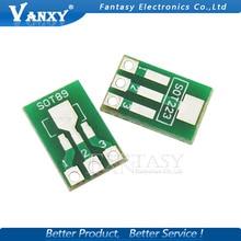 20 штук SOT89 SOT223 окунуть передачи доска DIP-контактный Board шаг адаптер наборы ключей