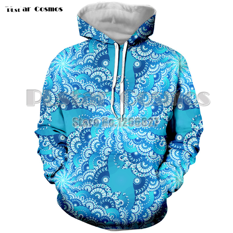 New arrival hoodie men/women Colorful Psychedelic 3D printed hoodies sweatshirts Long sleeves Harajuku style streetwear tops