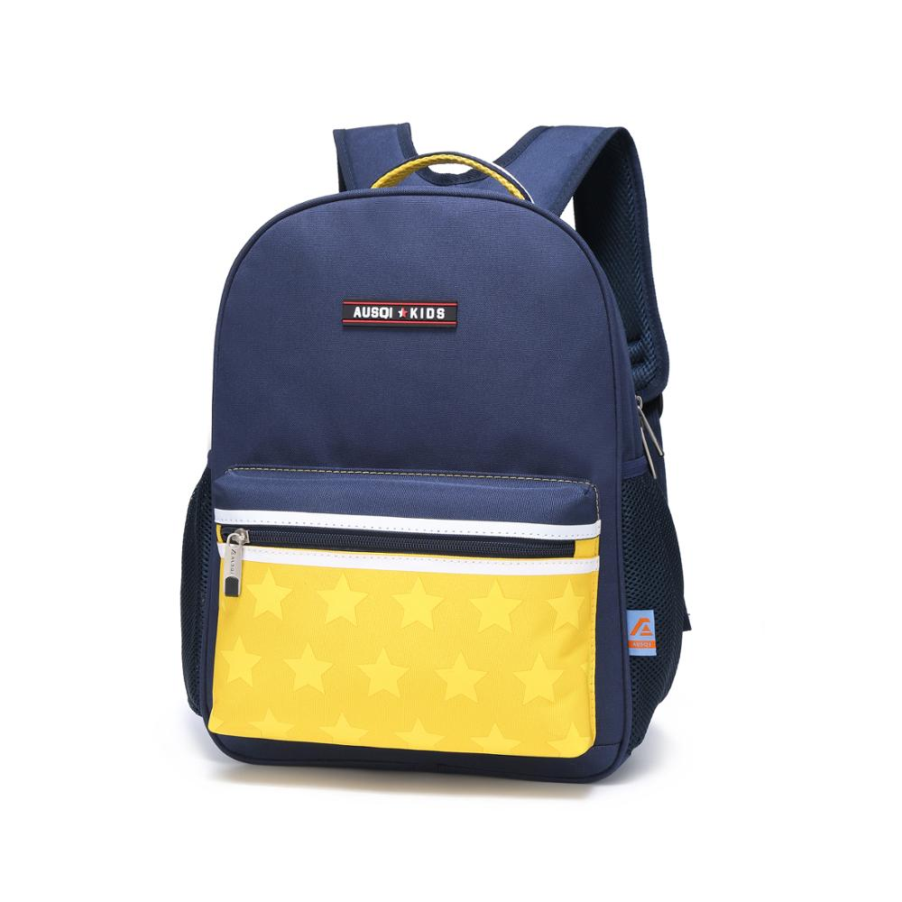 e7dba502b6 AUSQI Childrens School Backpacks for Teenagers Boys Girls Travel Laptop Backpack  Bookbags Primary Students Mochila to Kids Bags-in School Bags from Luggage  ...