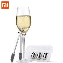 Новый оригинальный Xiaomi Mijia круг радость Ice cube 304 нержавеющая сталь моющиеся длительного использования льда для винные пробки фруктовый сок