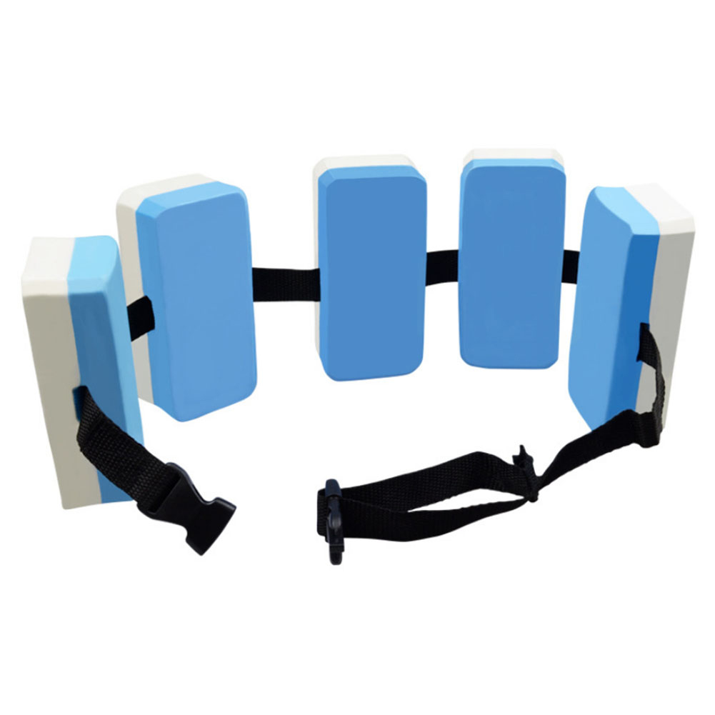 Training EVA Foam Belt Adjustable Swimming Floating Waistband For Children Outdoor Sport 1PC