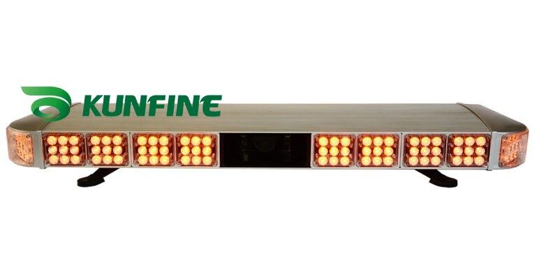 Police lightbar High-power 1.1M police lightbar/warning light TIR LED light bar traffic(waterproof IP64) KF4882