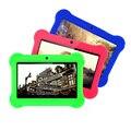 Popular 7 pulgadas de Tablet Pc para Niños Regalo de Los Niños Juego de Aplicaciones Android 4.4 1 GB RAM 16 GB ROM Quad Core WiFi Tablet pc 7 8 9 10 10.1
