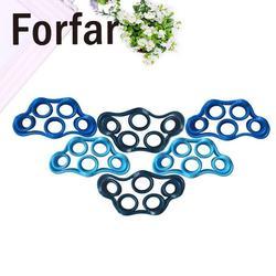 Forfar 2 pcs pair finger resistance bands stretcher hand exerciser grip yoga gripper.jpg 250x250