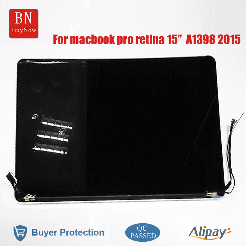 """100% New 2015 Year A1398 LCD Screen Assembly for Apple Macbook Pro Retina 15"""" LCD Screen Dispaly Assembly"""