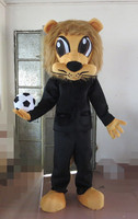 High quality madagascar lion mascot costume custom fancy costume anime cosplay kits mascotte theme fancy dress carnival costume