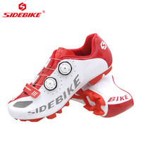 HOT High quality Men MTB bike lock Shoes Breathable Anti skid Wear resistant Shoes Outdoor Sports mountain Bicycle Cycling Shoes|Cycling Shoes| |  -