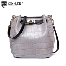 ZOOLER BRAND women leather backpacks 2017 real leather backpack Unisex genuine leather school bag limited edition