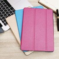 KISSCASE Case For I Pad Air 2 Silk Skin Cover For I Pad Mini 1 2