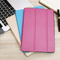 KISSCASE Case For I Pad Air 2 Silk Skin Cover For I Pad Mini 1 2