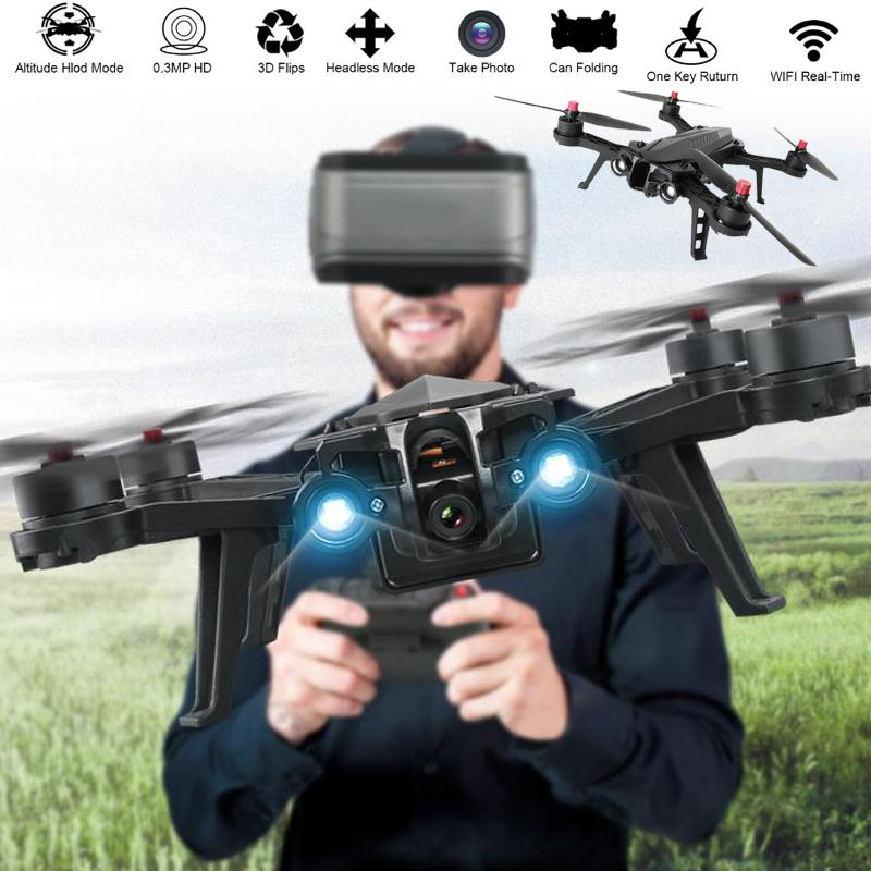 MJX Bugs B6 Racing RC Quadcopter Mini Drone with Camera HD Helicopter Aircraft FPV Drone Real-Time Image RC Quadrocopter RTF yc folding mini rc drone fpv wifi 500w hd camera remote control kids toys quadcopter helicopter aircraft toy kid air plane gift
