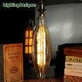 Extra large light bulb 3.5K 110V 220V 7W diammable LED filament light big decorative vintage lamp pandent light