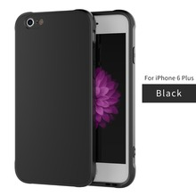 Lantro Phone Case for iPhone 6 Plus Only 5 Color Option Fitted Luxury Soft