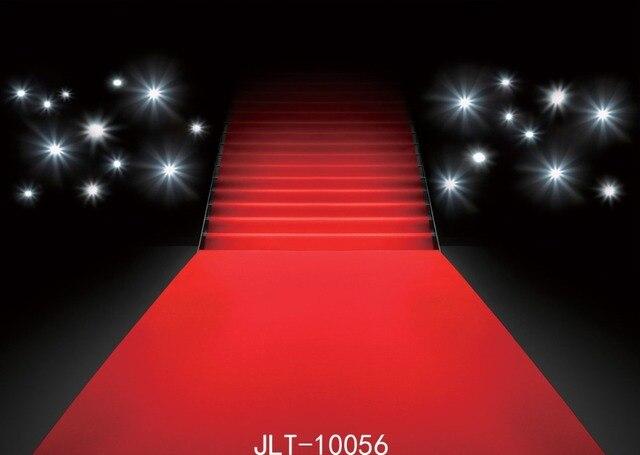 Sjoloon red carpet e illuminazione palco per concerti foto sfondo