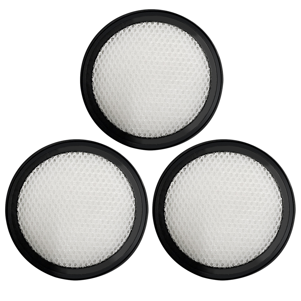 3 pieces Replacement HEPA filter for Proscenic P9 Vacuum Cleaner Parts Hepa Filter
