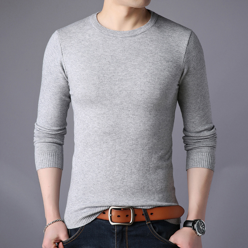 Image 3 - Free shipping New Fashion 2019 Spring Autumn men Wool Pullovers Man Sweaters Pullover-in Pullovers from Men's Clothing