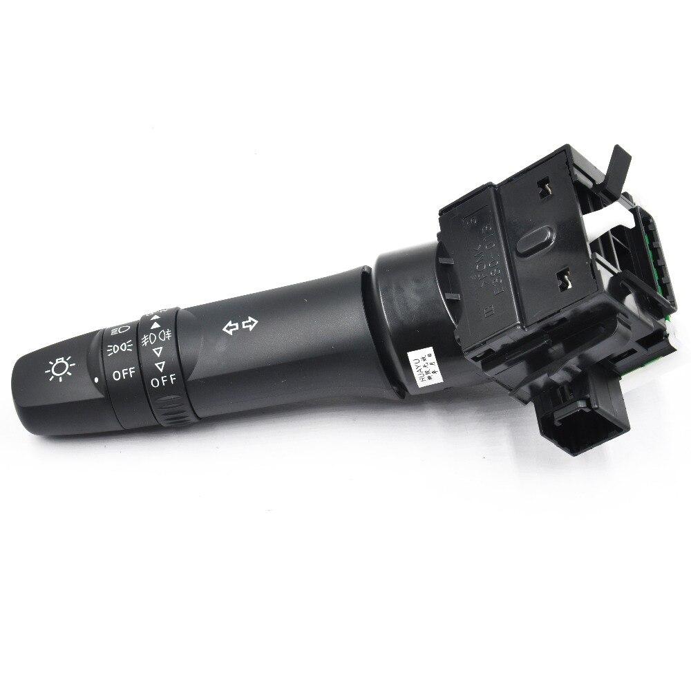 Interrupteur d'éclairage de lampe de clignotant pour mitsubishi airtrek outlander L200 triton lancer 8614a067 8614a221