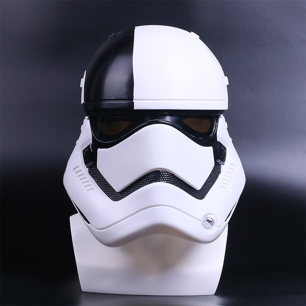Star Wars Helmet Stormtrooper Helmet PVC The Force Awakens Stormtrooper Deluxe Adult Halloween Party Masks Mask