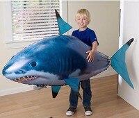RC Air Schwimmen Fisch Spielzeug Drone RC Shark Clownfische Luftballons Nemo Aufblasbare mit Helium Flugzeug Kinder RC Spielzeug Party christma Geschenk