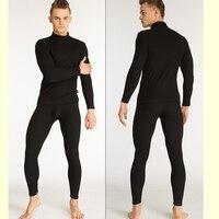 Thermal Underwear Men Underwear Sets New Thermal Underwear
