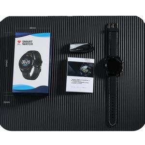 Image 5 - Hot Koop Dtn O.i Dt NO.1 DT28 Ecg Detectie Hartslagmeter Smart Horloge IP68 Waterdicht Activiteit Fitness Track Bloed druk
