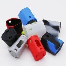 Retail 1 pcs WISMEC Reuleaux RXmini Kit 80W Silicone Case RX mini Reuleaus Protective Silicone Case 9 Colors