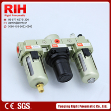 "RIH  air source treatment air clean unit AC3000-03 filter regulator lubrication combination G3/8"""