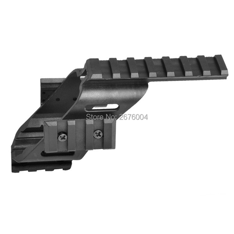 Universal Tactical Pistol Scope Sight Laser Light Mount