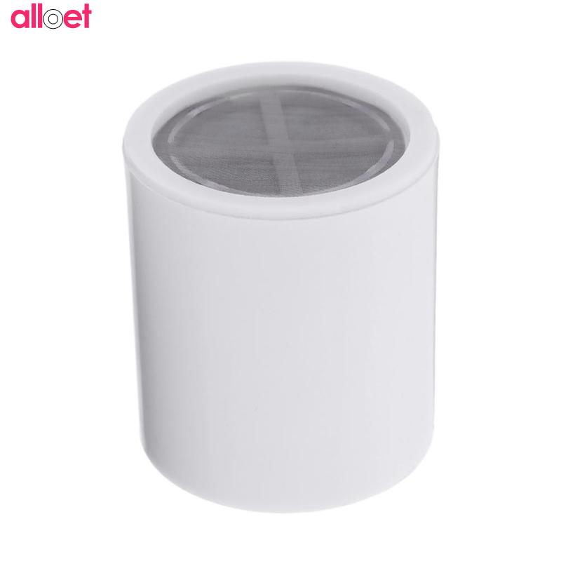 12 Layers Cylindrical Faucet Filter Water Tap Chlorine Remover Purifier Filter Cartridge In-line bathroom Shower water purifier 8 layers water filter ceramic cartridge for tap water purifier