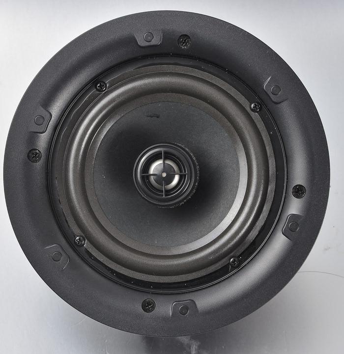 Home Audio Loudspeaker In Ceiling Speaker 8ohm Stereo
