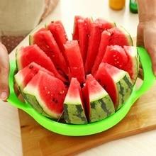 Kreative Wassermelone Gemüseschneider Utensilios De Cozinha Melone Messer Cortador De Melancia Küche Nützliche Werkzeuge