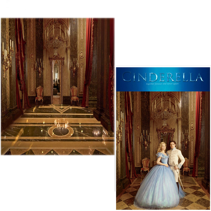 MEHOFOTO Vinyl Photography Backdrops Cinderella Castle New Fabric Flannel Photo Background For photo studio Wedding Lover 6750 mehofoto 8x12ft vinyl photography background christmas theme backdrops light for children snow for photo studio st 328