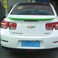 2012 2013 2014 2015 Malibu ABS Plastic Unpainted Rear Wing Spoiler for Chevrolet Malibu