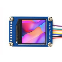 Waveshare 1.3inch LCD display Module IPS scherm 240x240 HD resolutie spi-interface 65K kleurrijke