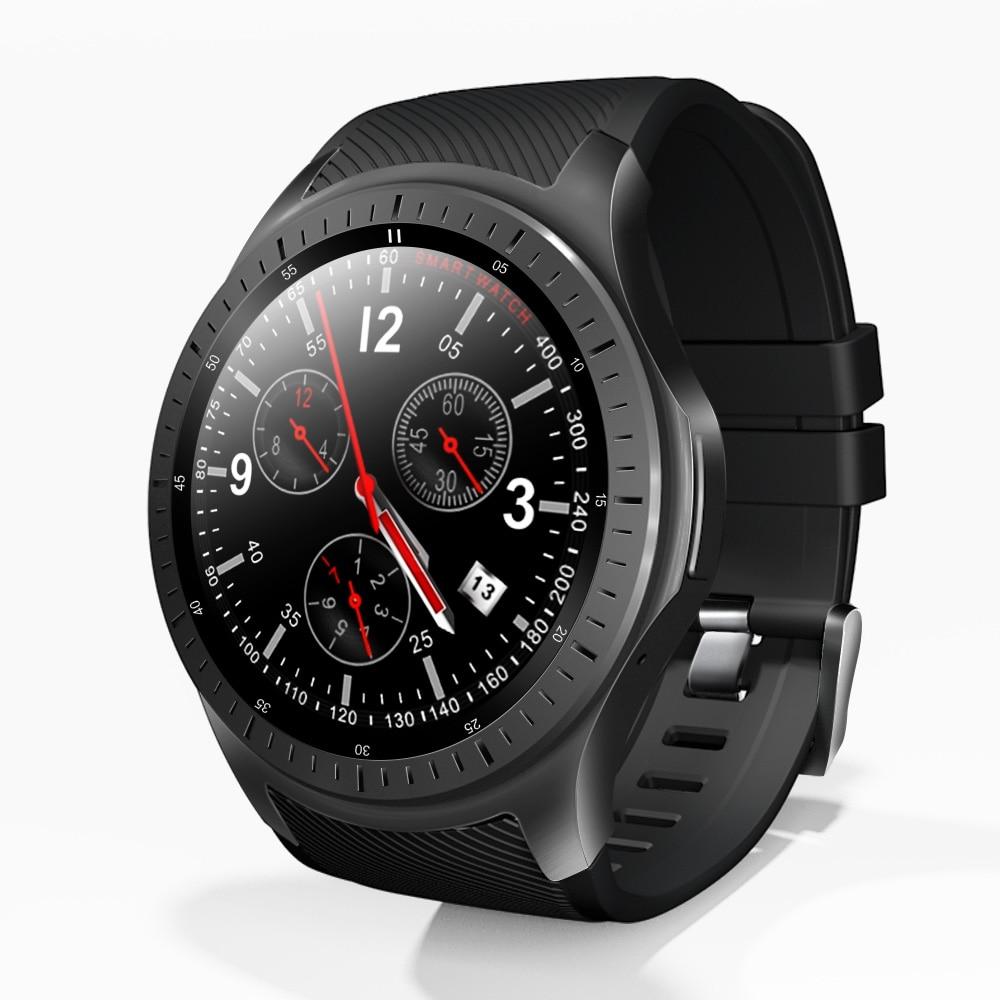 LF25 4G 1.3 pouces IPS HD affichage montre intelligente Android 7.1.1 GPS Bluetooth 1 GB + 16 GB 600 Mah grande batterie Sport Smartwatch