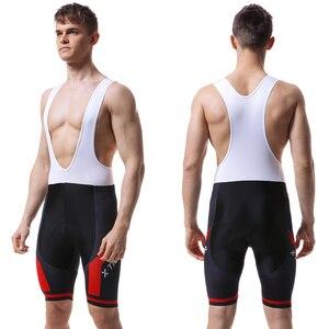 Image 4 - X 虎サイクリングセットバイク制服夏サイクリングジャージセット道路自転車ジャージmtb自転車ウエア通気性サイクリング服