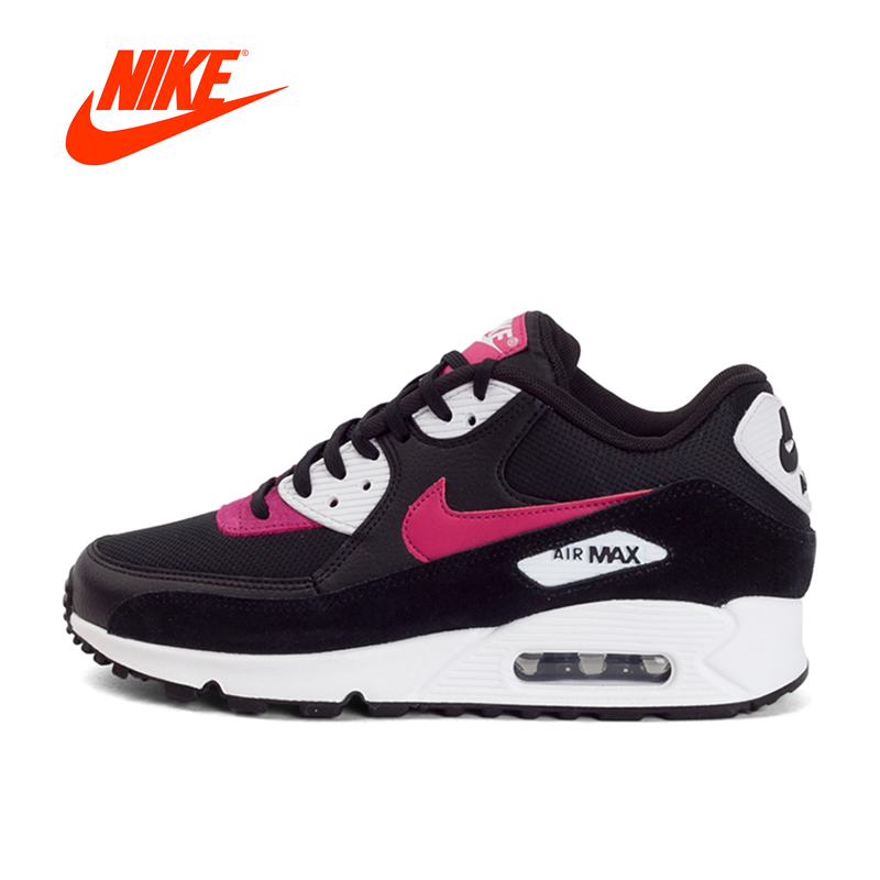 NIKE Original Summer New Arrival Air Max 90 Women's Running Shoes Sneakers Comfortable Breathable Good Quality nike original new arrival mens kaishi 2 0 running shoes breathable quick dry lightweight sneakers for men shoes 833411 876875