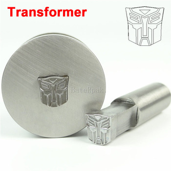 Tsformer Pattern Milk Tablet Die 3D Punch Press Mold Candy Punching Die Custom Logo Calcium Tablet Punch Die 7.85*8mm