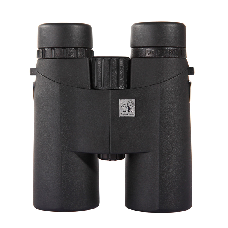 Eyeskey <font><b>10x42</b></font> <font><b>Binoculars</b></font> Bright and Clear Waterproof Shockproof Telescope for Outdoor Sports Birding image