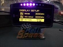 Neue auto gauge meter DEFI Stil Voraus ZD 10 in1 DF link DF09701 Sport Paket OLED Digitale 3600RPM Full Kit CAR STYLING HUD