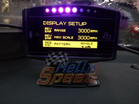 New Auto Gauge Meter DEFI Style Advance ZD 10 In1 DF Link DF09701 Sports Package OLED