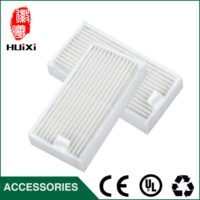 High Efficiency White X500 HEPA Filter to Filter Air for X500 X580 KK8 ML009 CR120 CR121 CEN540 Robotic Vacuum Ceaner Parts