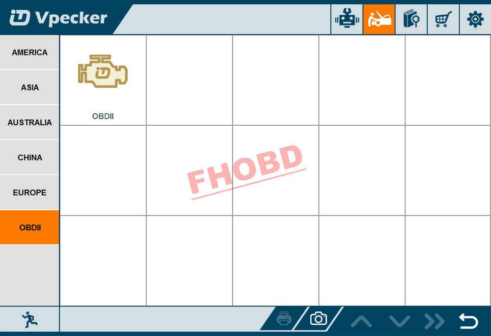 Vpecker OBD2