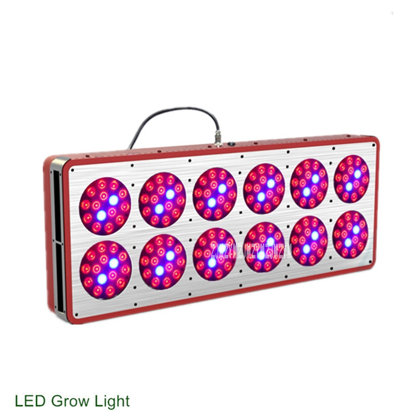 Dutiful 540w 12# High-quality Plant Growing Lamp Led Grow Lights Led Plant Grow Light Red Blue 8:1 For Plant Grow And Flower 100-240v 180*3w Hot Sale Elegant And Graceful
