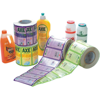Customized barcode label printing фото