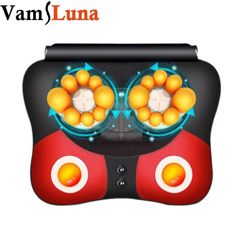 Massage com Luz de Calor Roller Vamsluna Shiatsu Roller Vamsluna