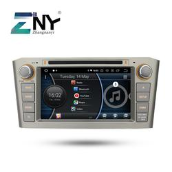 7 Android 9.0 Auto DVD GPS Für Toyota Avensis T25 2003 2004 2005 2006 2007 2008 Auto Radio FM Navi audio Video WiFi Reverse Cam