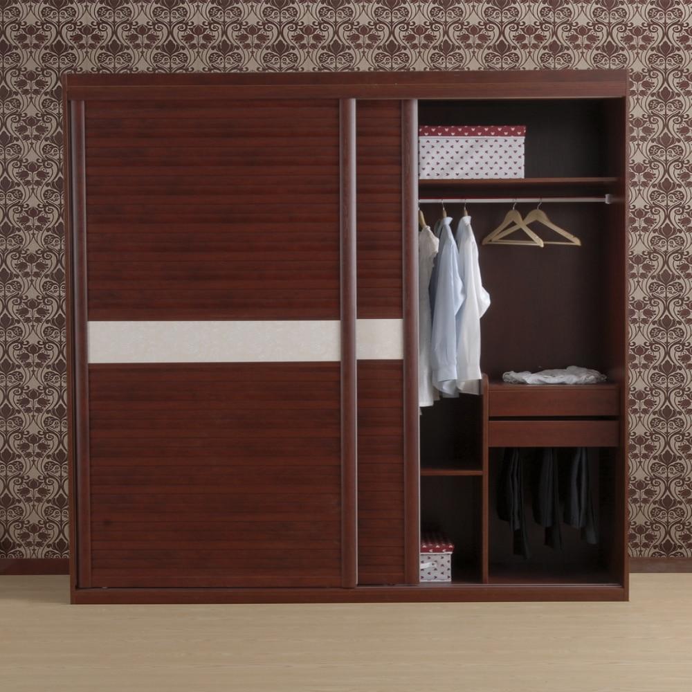 Customized Cheap Wooden Wardrobe Furniture-in Wardrobes