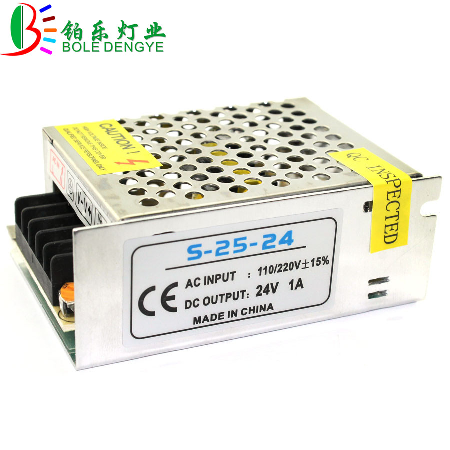 Switching Power Supply AC 220V to DC 24V Lighting Transformers 1A 2A 3A 5A 10A 15A 20A LED Driver For LED Strip Power Adapter 201w led switching power supply 85 265ac input 40a 16 5a 8 3a 4 2a for led strip light power suply 5v 12v output